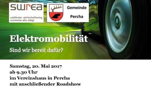 2017 05 Emobility Tag in Percha